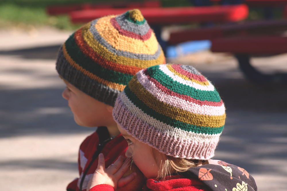 Comment calculer le nombre de points pour faire un chapeau?