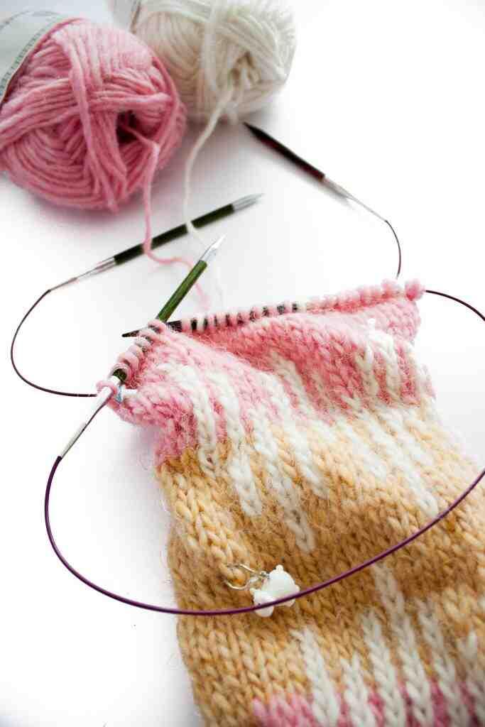 Comment choisir les aiguilles à tricoter?