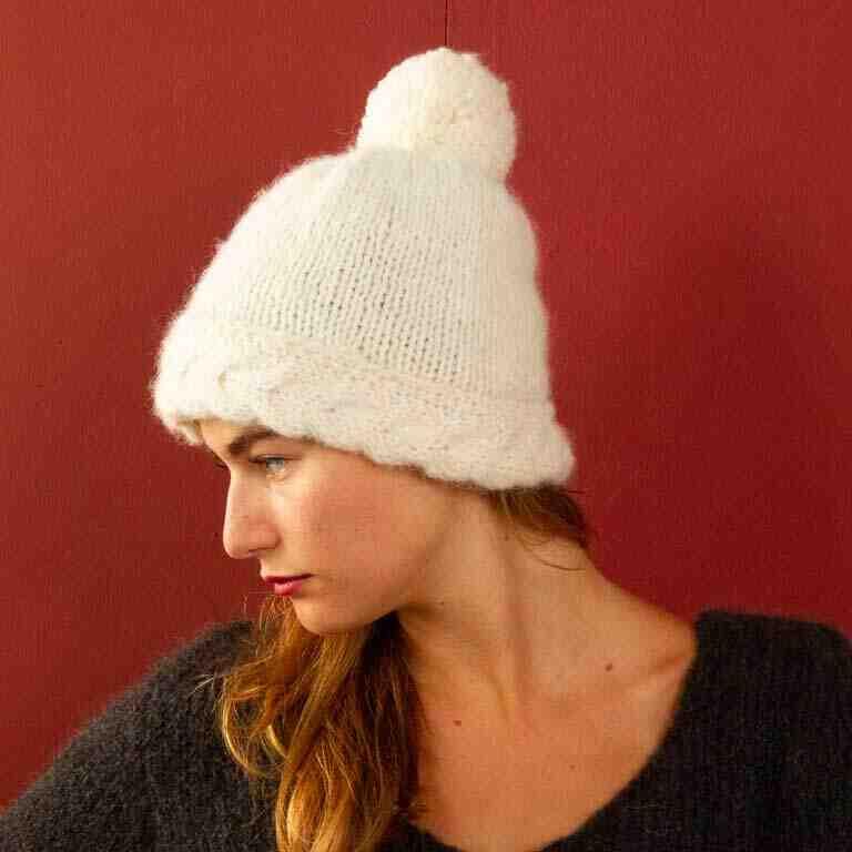 Comment fabrique-t-on un chapeau en laine?