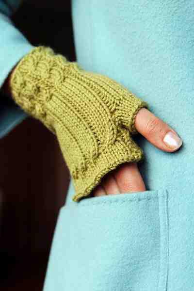 Comment faire des mitaines tricotées?