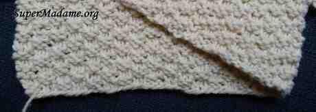 Comment faire une écharpe au tricot ?