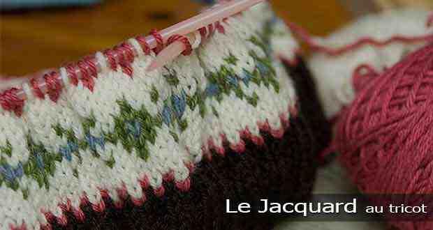 Comment suivre le fil en Jacquard?