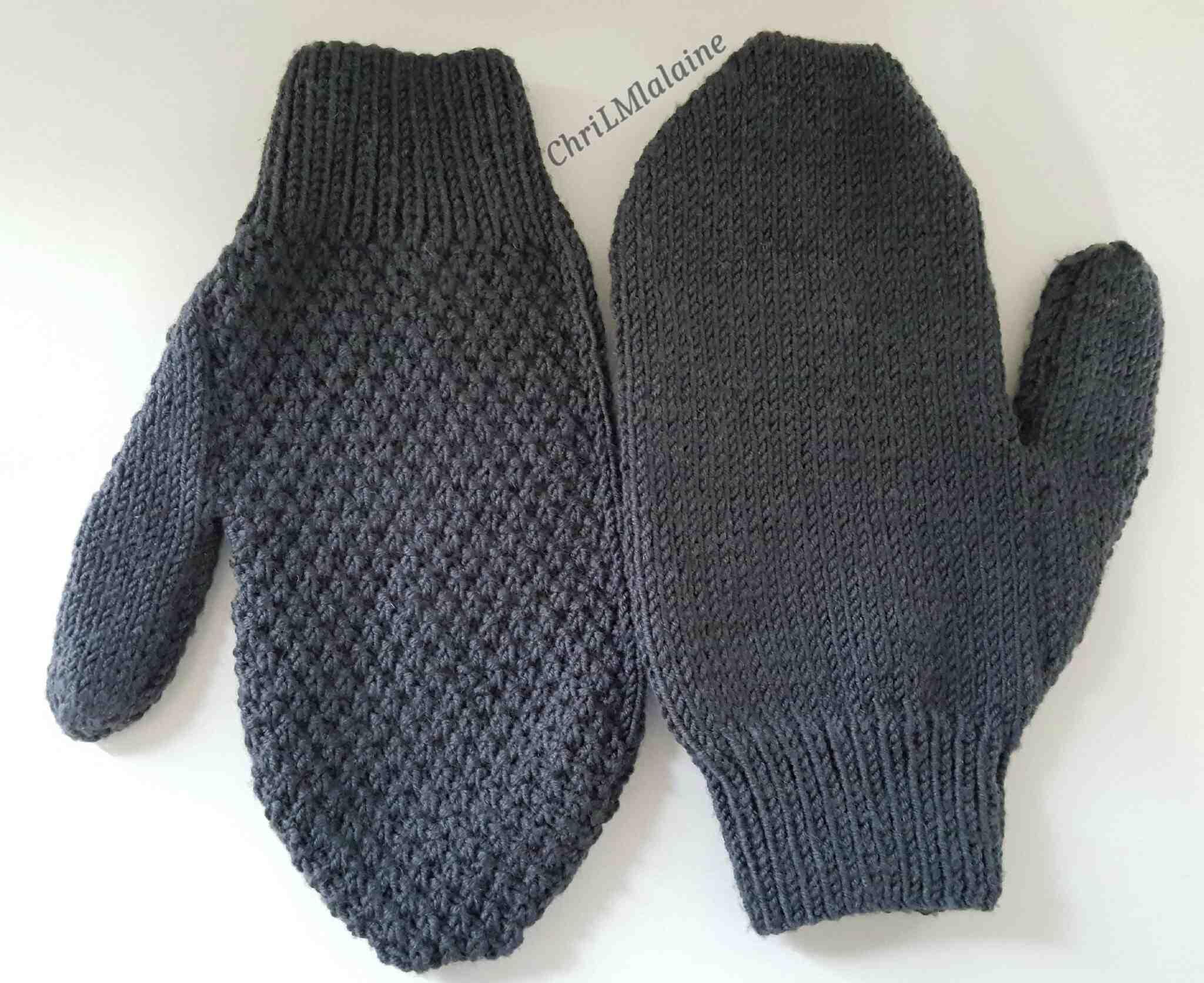 Comment taper des gants pour adultes?