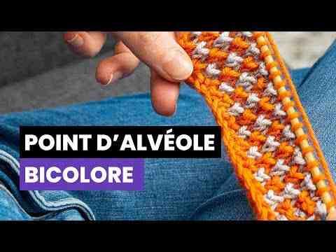 Comment tricoter avec 2 couleurs différentes ?