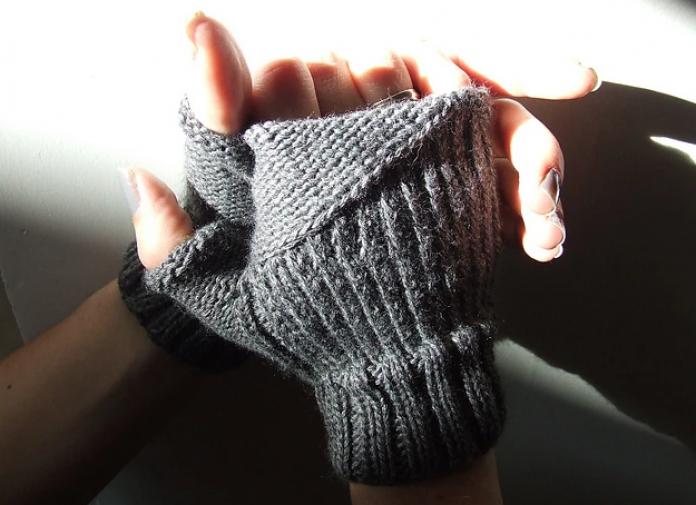 Comment tricoter des mitaines pour hommes?