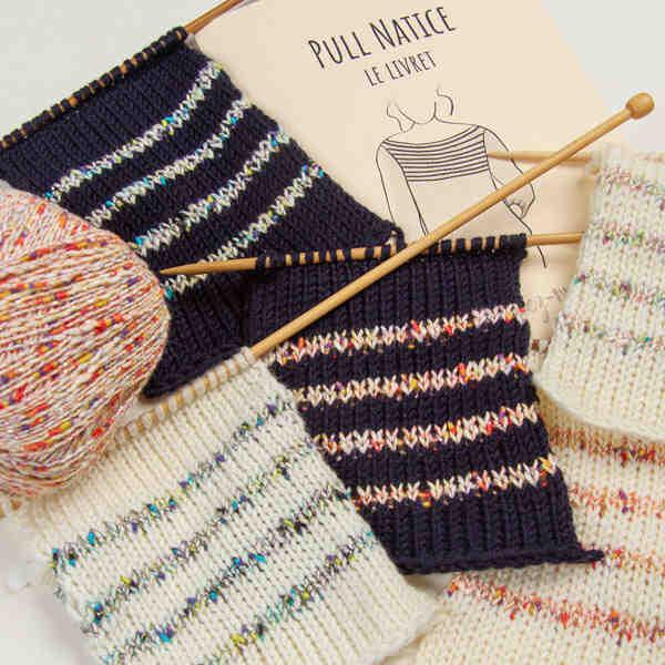 Comment tricoter en plusieurs couleurs?