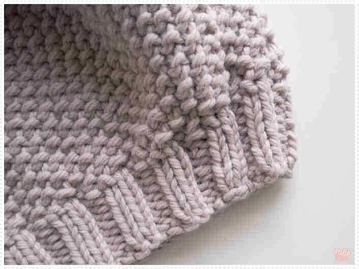 Comment tricoter un bébé pour un bébé?