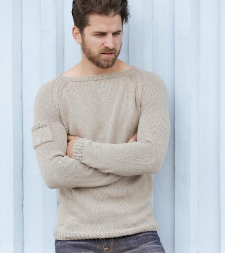 Comment tricoter un pull à motifs?