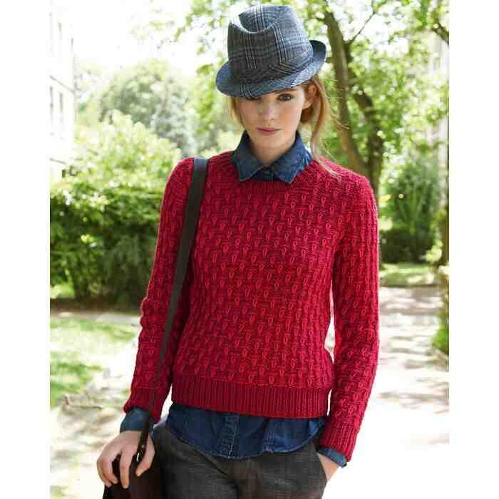Comment tricoter un pull pour homme?