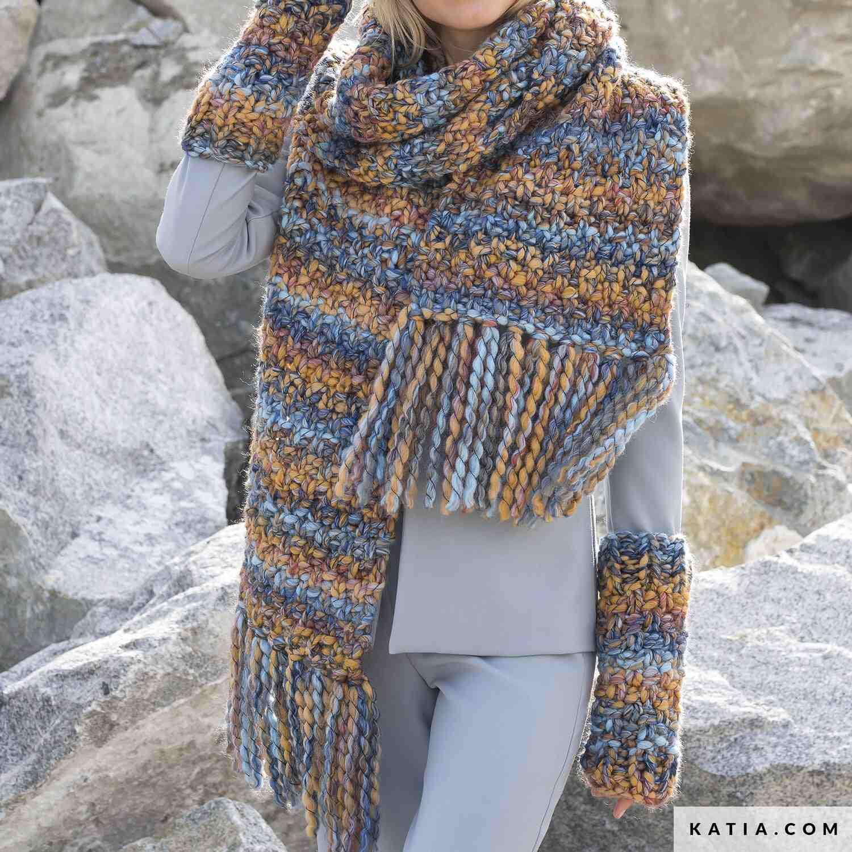 Comment tricoter une écharpe?