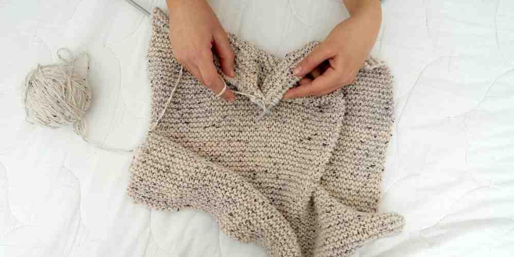 Quel est le meilleur point pour faire une écharpe?