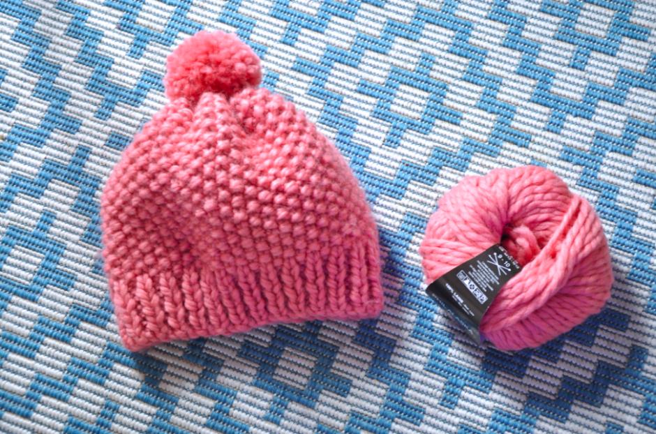Quel est le point de tricot qui prend le moins de laine ?