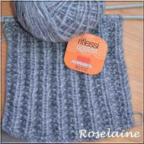 Quel genre d'aiguille pour tricoter?