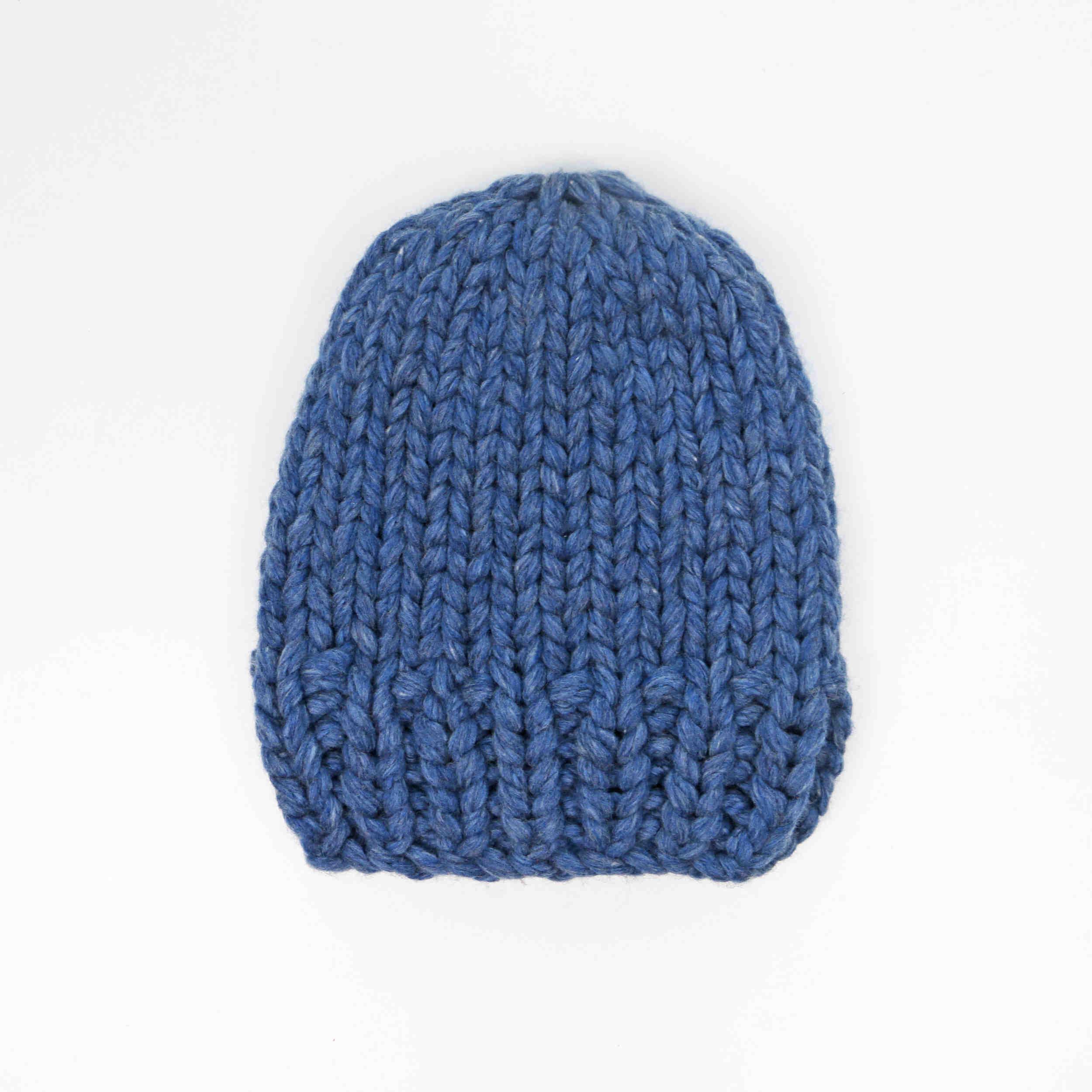 Quel point relie un chapeau?