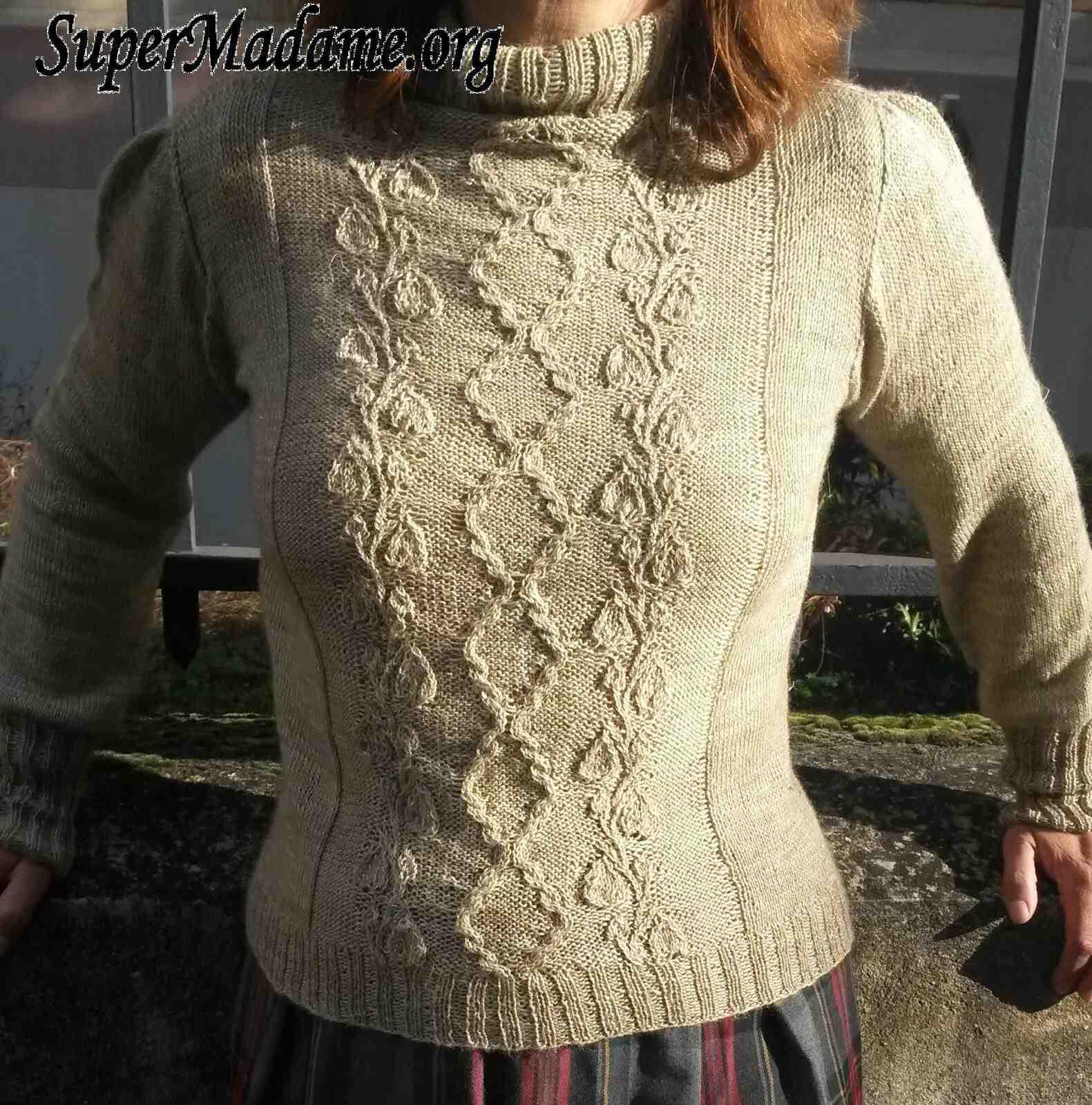 Quels sont les différents points de tricot?