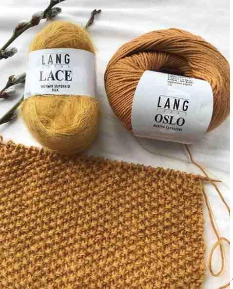 Quels sont les points de suture pour tricoter une écharpe?