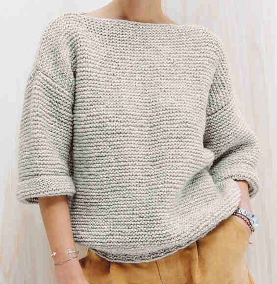 À quel moment tricoter un pull femme?