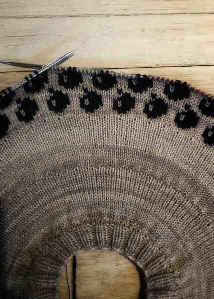Comment adapter un patron de tricot à un autre fil?