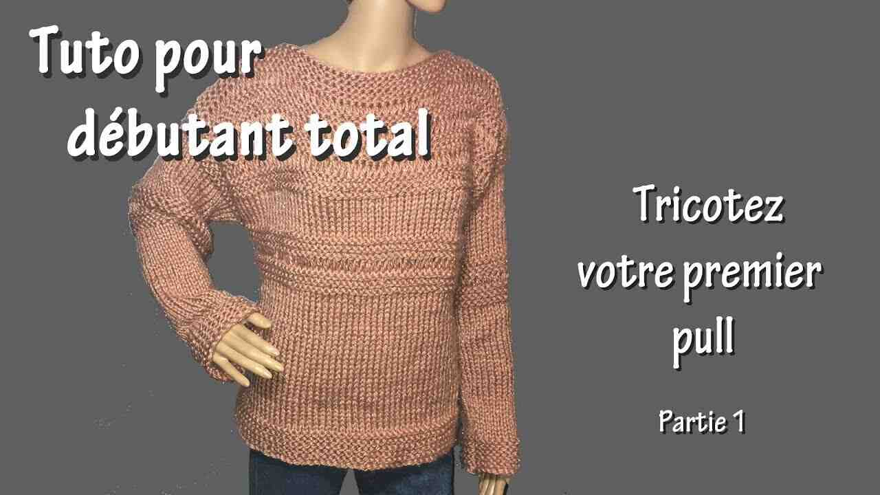 Comment augmenter la taille d'un patron de tricot ?