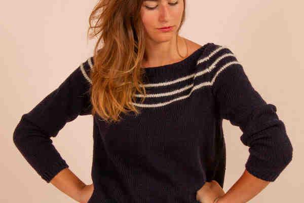 Comment faire pour tricoter un pull ?