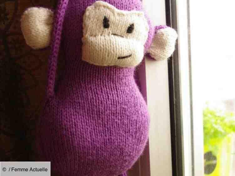 Comment finir une énorme machine à tricoter?