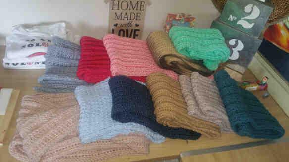 Comment se servir d'un tricotin géant ?