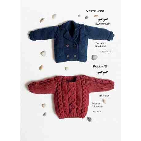 Comment tricoter un pull?