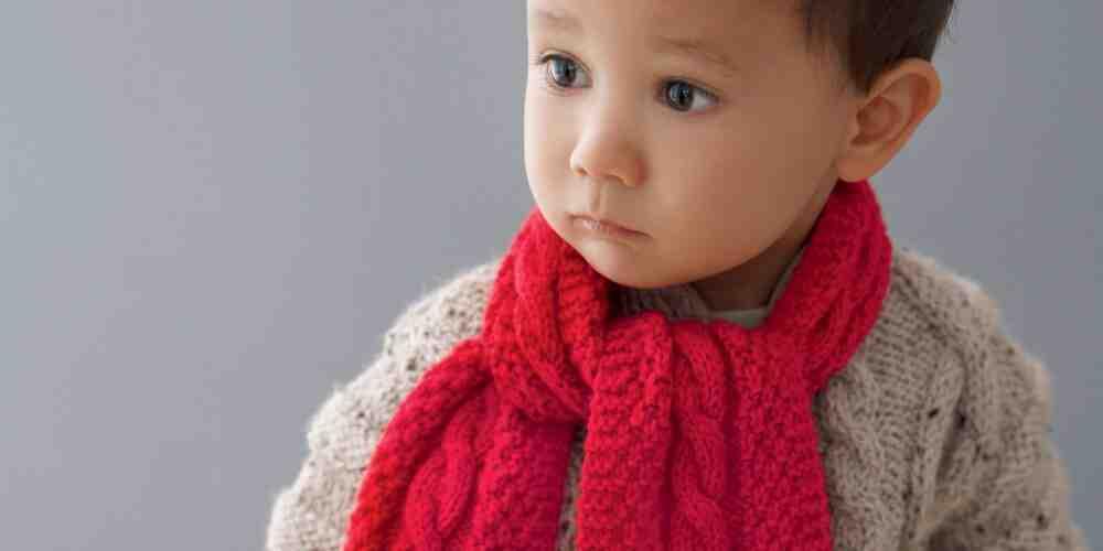 Comment tricoter un snood boy?