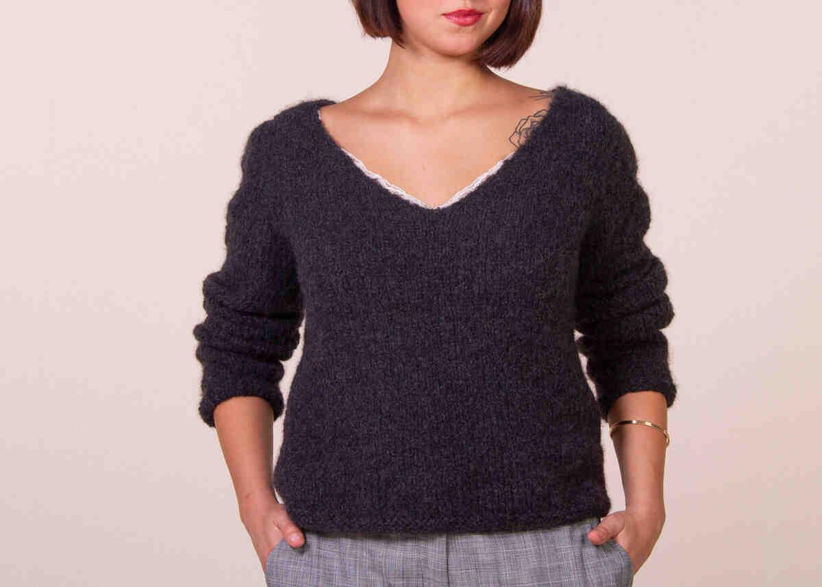 Comprendre patron tricot